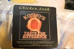 Kosmo's Chicken Soak Review
