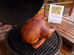BBQ Turkey - Where Bird meets Fire!