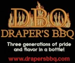 No secret about my sauce of choice, I use Draper's, period!!!