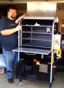 Dry Smoker – Ole Hickory Pits CTO